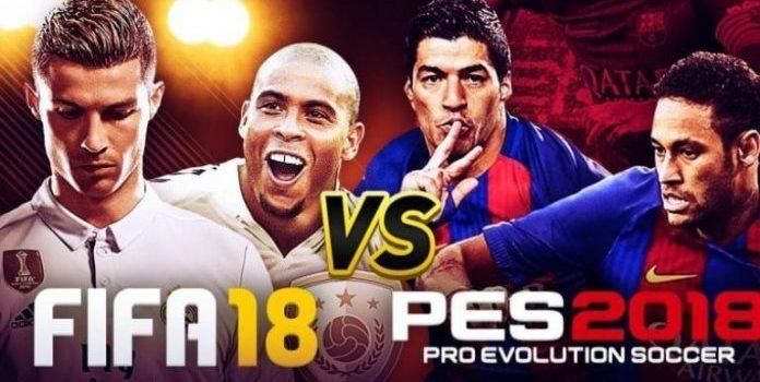 Why Pro Evolution Soccer 2018 (Mobile) has an edge over FIFA Mobile