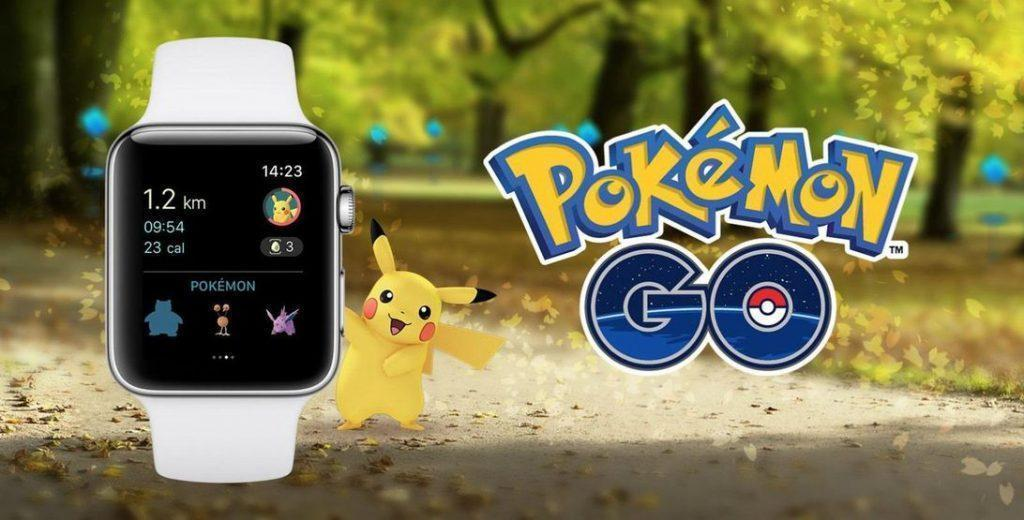 Pokemon Go will not be available for Apple Watch