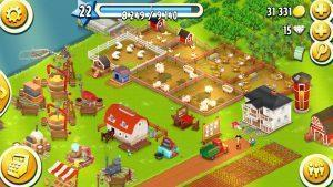 Hay Day Mobile Data