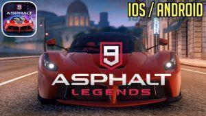 how to reduce Asphalt 9 mobile battery consumption