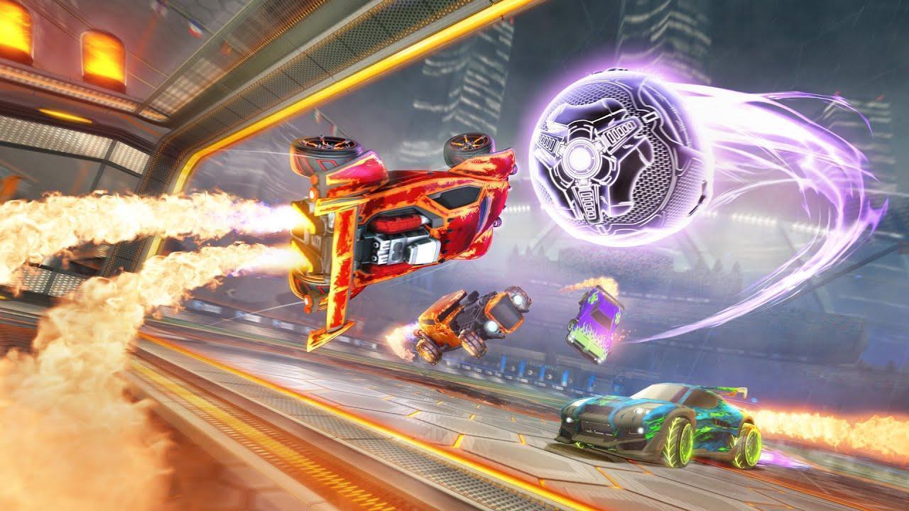 Rocket league new cars unlock