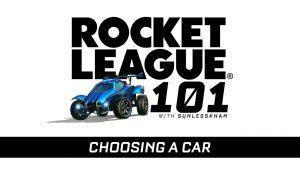 How to het a new car in rocket league