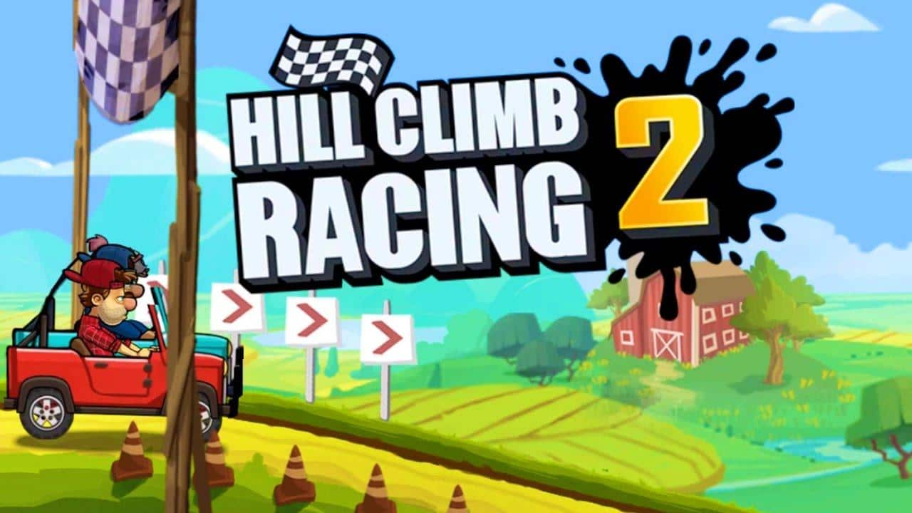 How many levels are there in Hill Climb Racing?