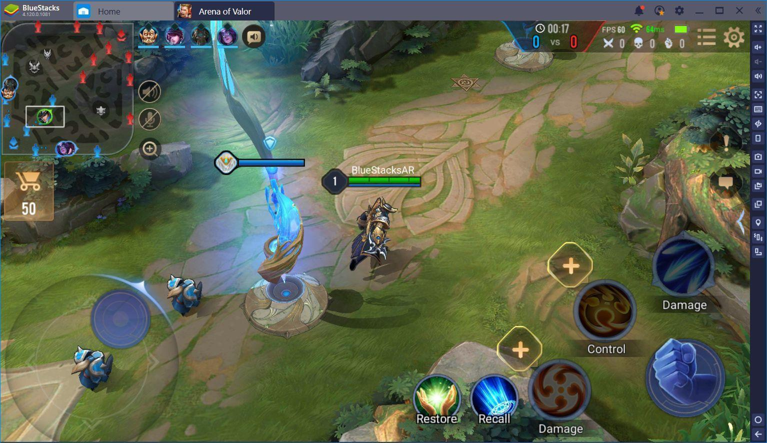 How to remove friends in Arena of Valor