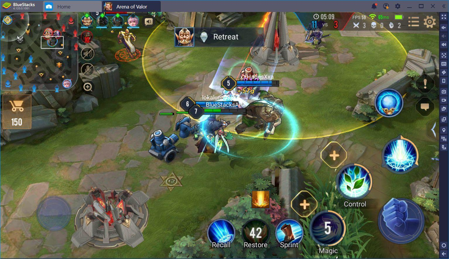 Arena of Valor?