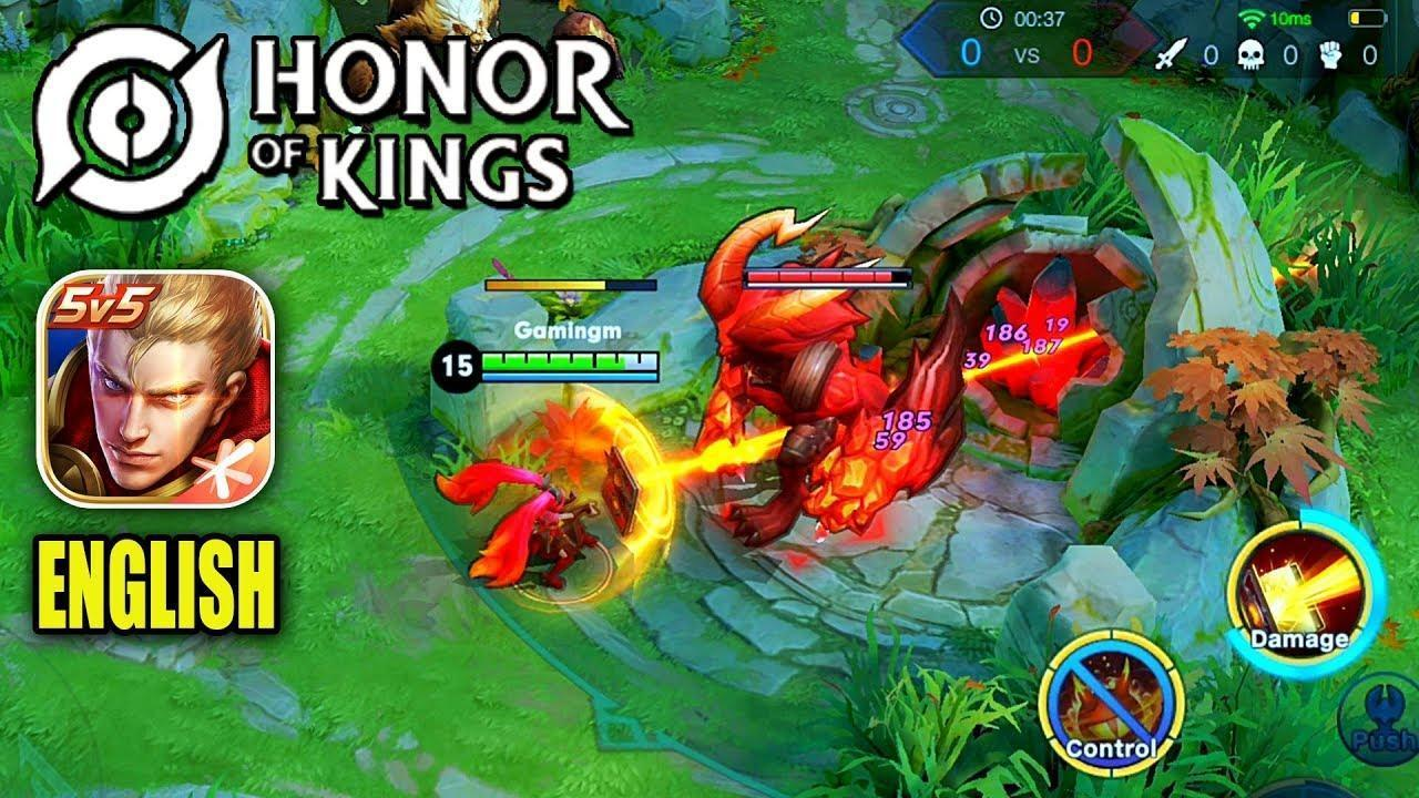 How much data does Honor of Kings Use