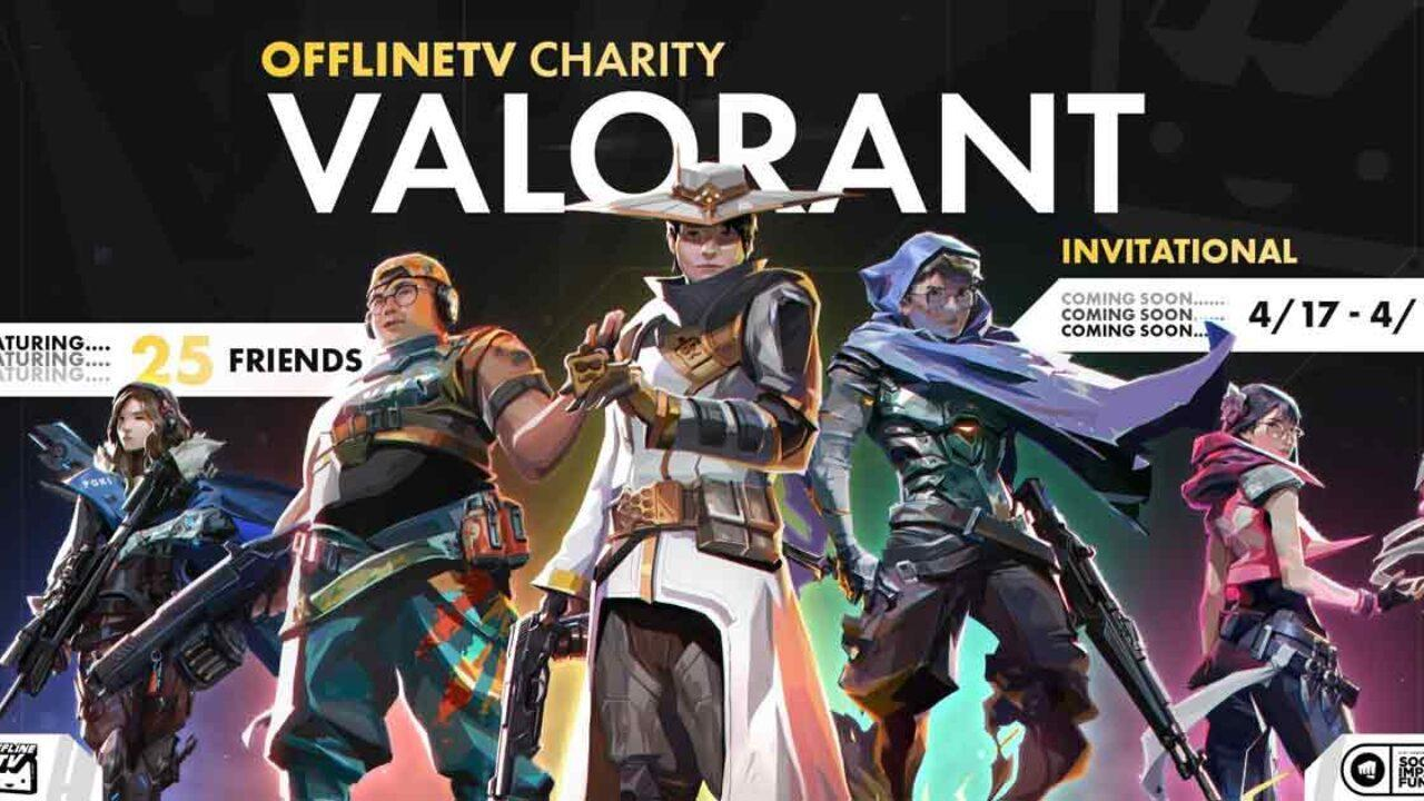 Valorant Poster how to play valorant with friends