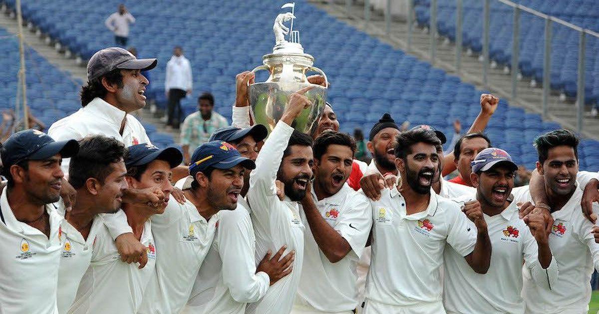 Ranji Trophy Individual Player Scores