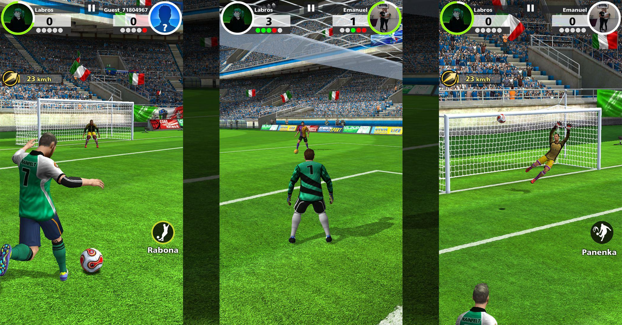 Top 7 Football Games For Android/Ios till 2021