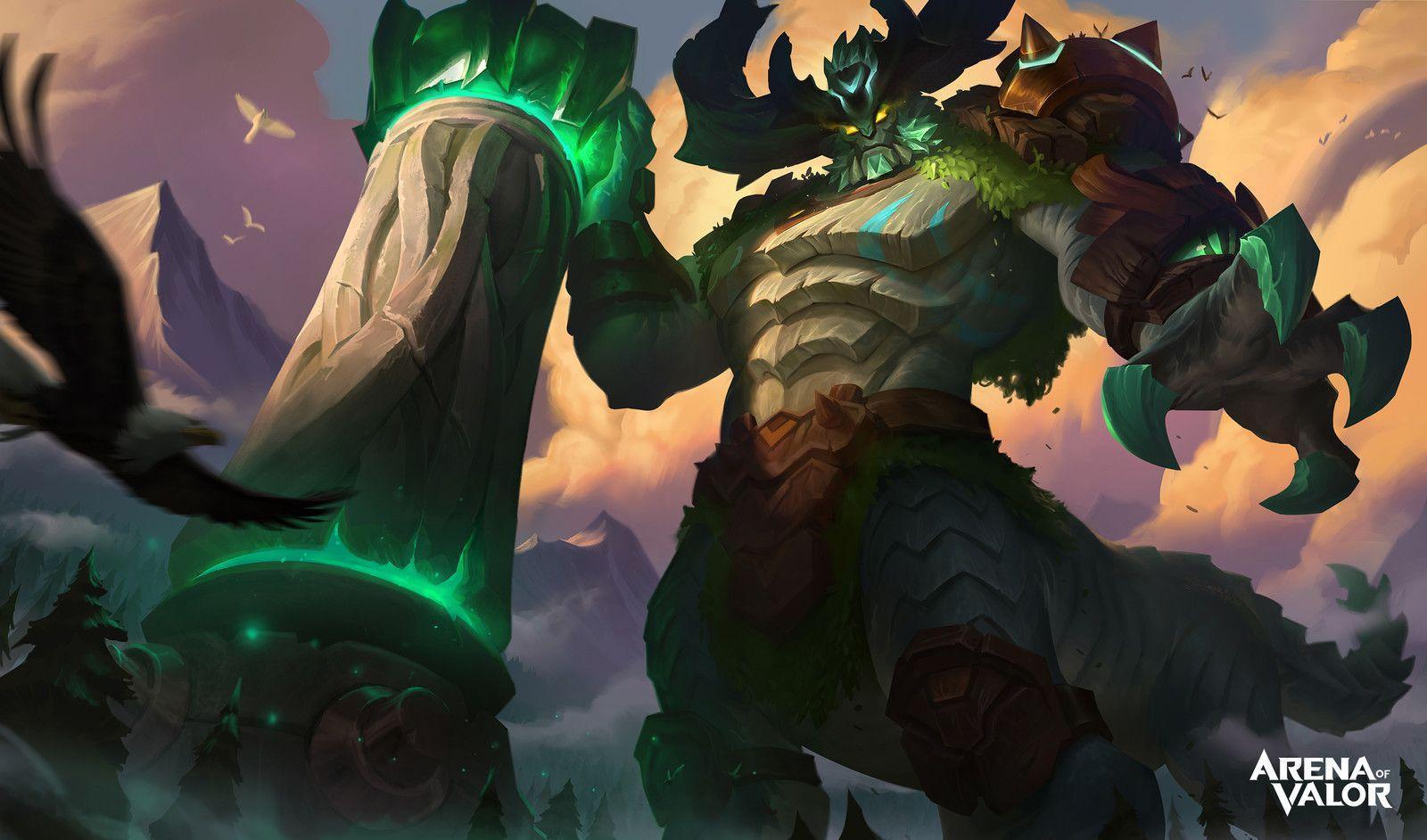 Arena of Valor best hero