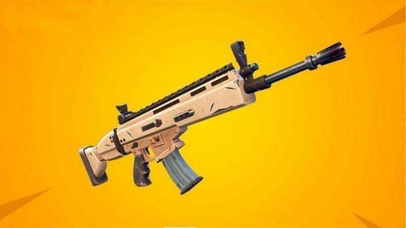 Best Guns in Fortnite Mobile