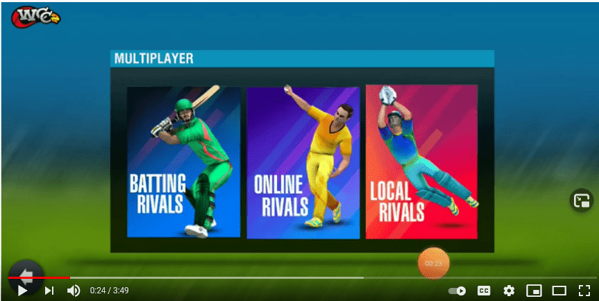 List of Best Cricket Game That Has Been Ever Made