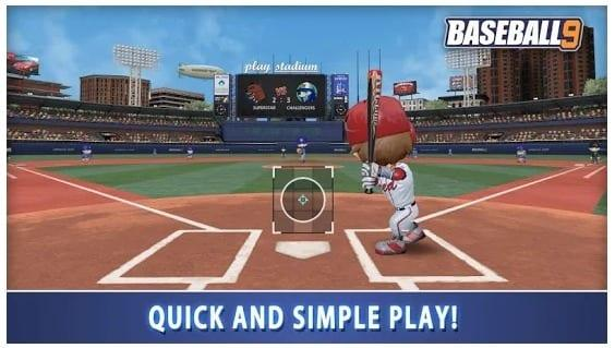 Top5 Baseball Games Of All Time For Android/ IOS