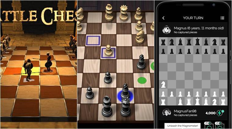 Top 3 online multiplayer Chess mobile games 2021