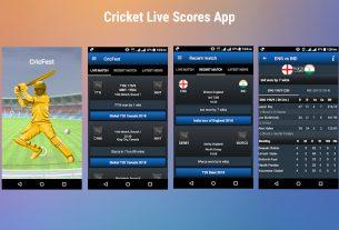 Top 3 apps to see live cricket scores