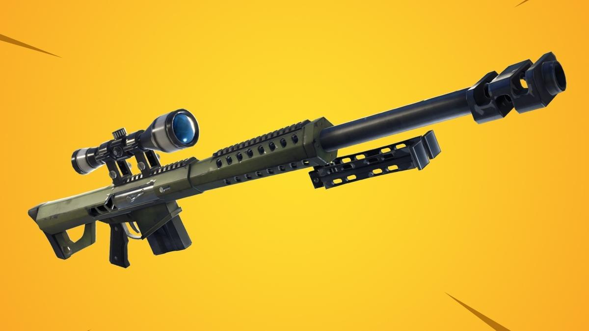 Fortnite Complete Guns Guide