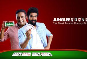How much data does Junglee Rummy Use